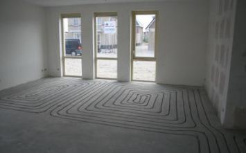 Vloerverwarming Leiden -